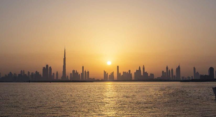 Dubai Creek Harbour – Town House